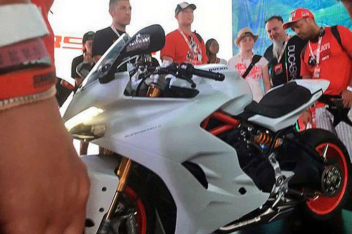 Ducati 939 Supersport