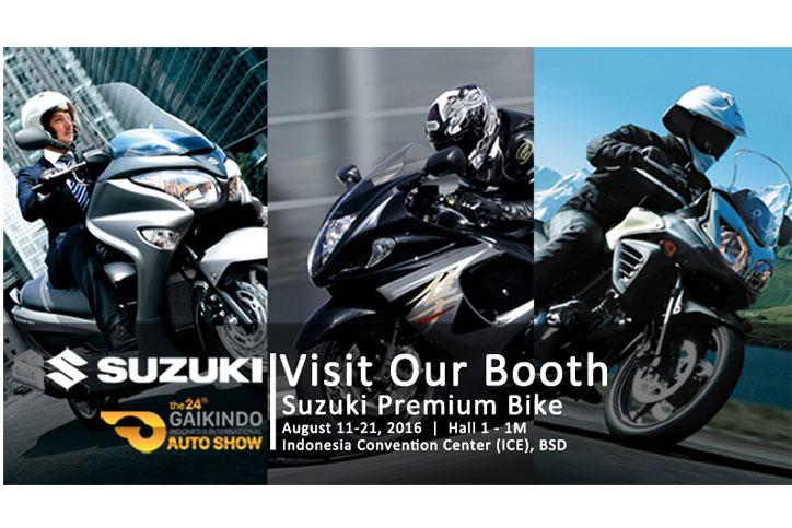 Big Bike Suzuki