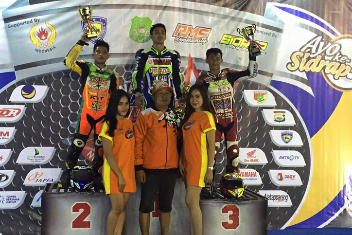 Sidrap Prix Night Race 2016 Seri 3