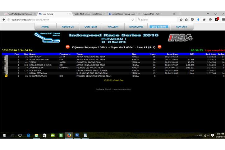 IRS_2016_SS600_Hasil.Race1