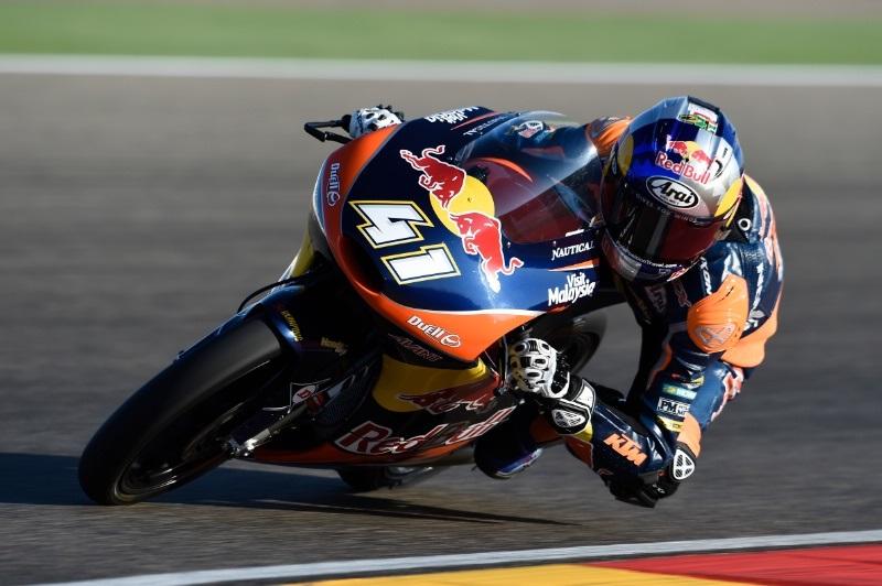 Gagal Menang di Aragon, Binder Jadi Juara 'Prematur' Moto3 2016