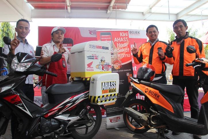 Tarif Layanan Servis Digital AHASS Bogor