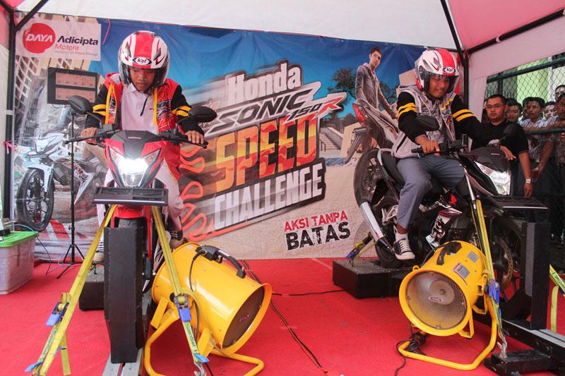 Honda Sonic Speed Challenge
