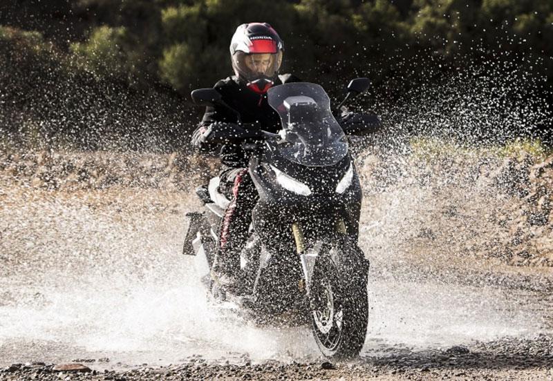 Skutik Petualang Honda X-ADV