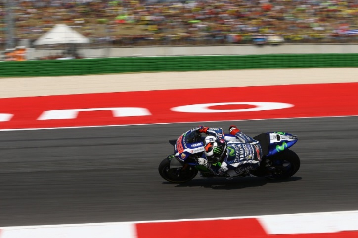 Lorenzo Ungguli Rossi dan Menjadi Pole Sitter MotoGP Misano