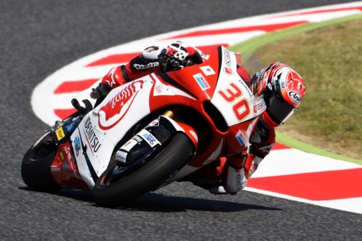 Nakagami Menghentak di FP1 Moto2 Misano