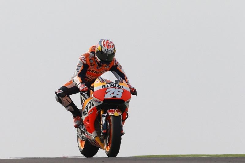 Pedrosa Tercepat, Honda Kuasai Latihan Hari Pertama MotoGP Aragon