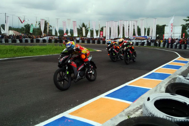 hasil QTT Balap Motor PON XIX Jabar