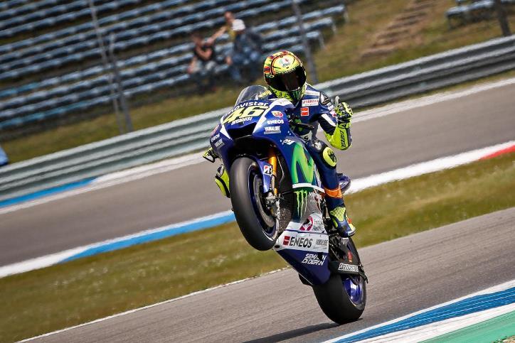 Rossi Akan Wariskan Nomor 46 Tidak Ingin Dipensiunkan, Rossi Akan Wariskan Nomor 46