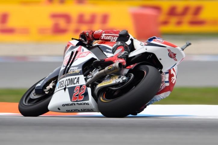 Terhalang Hujan, Lowes Unggul di FP1 Moto2 Silverstone