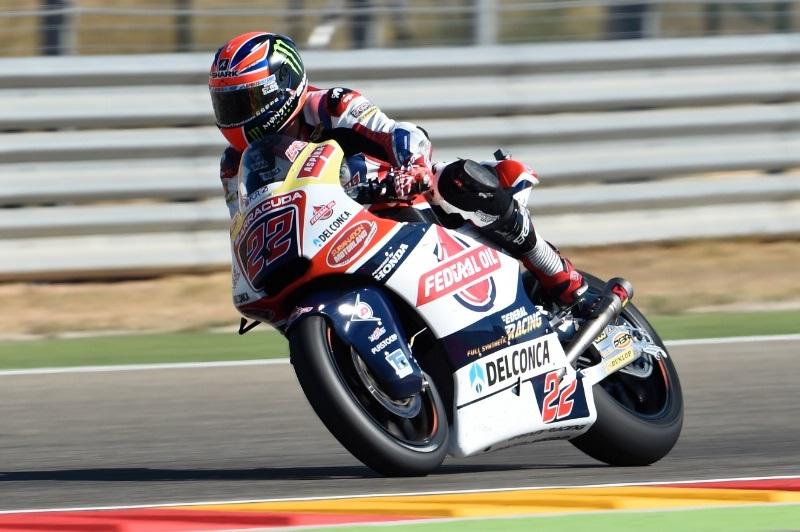 Semangat Menggebu Sam Lowes Berbuah Kemenangan Moto2 Aragon