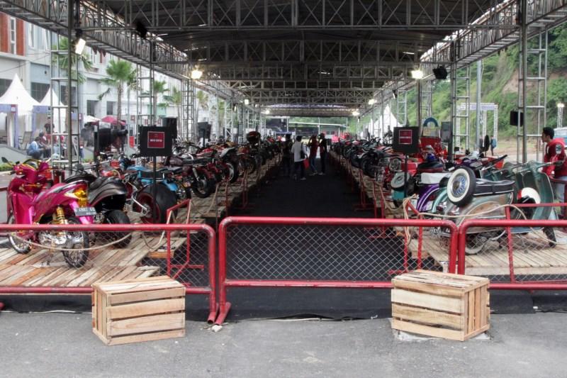 Suryanation Motorland 2016 Memercik Antusias Modifikator Semarang