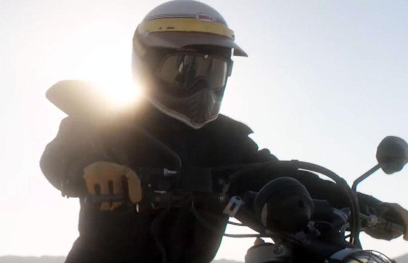 Ducati Scrambelr Desert Sled