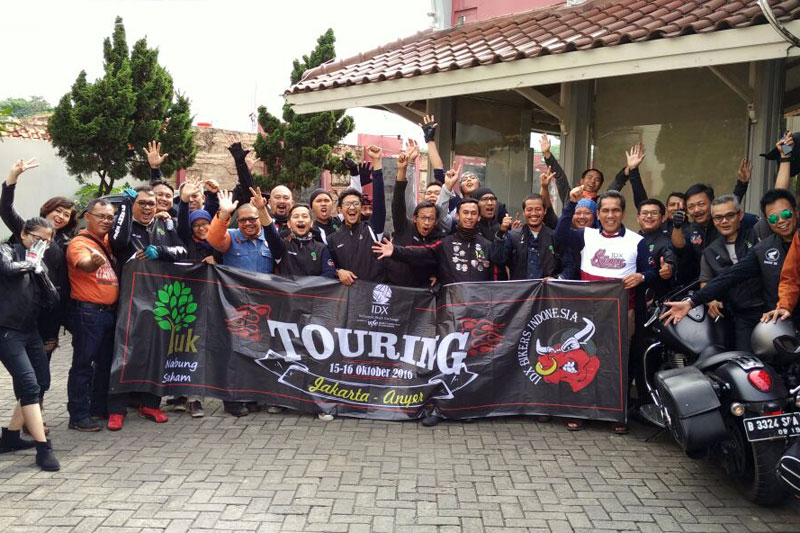 IDX Bikers Indonesia