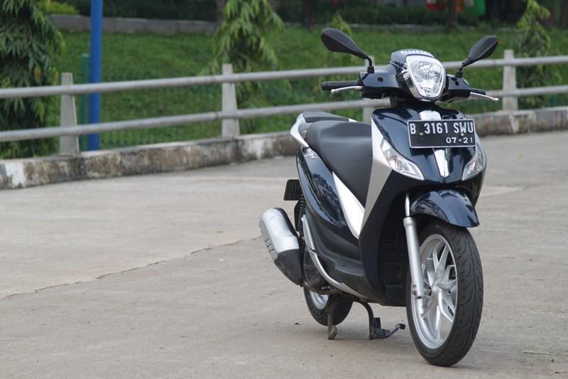 Tanggapan Piaggio Indonesia Soal Honda SH150i