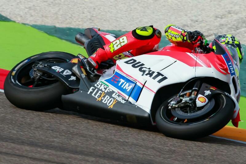 Iannone akan Tampil di MotoGP Sepang