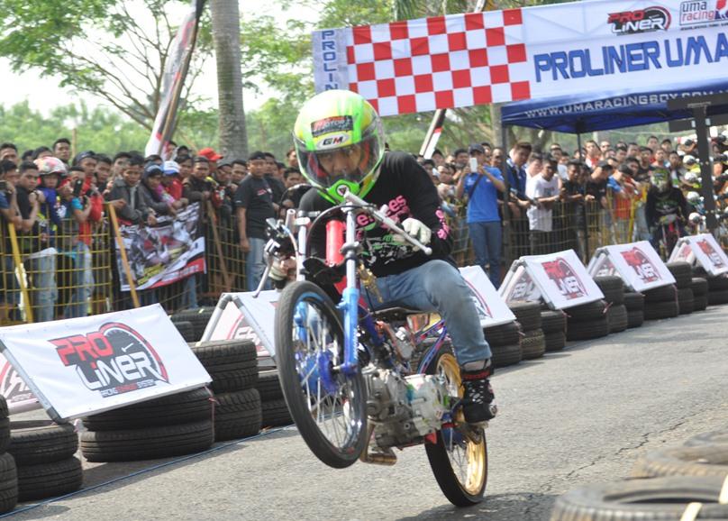 Proliner UMA RCB Drag Bike