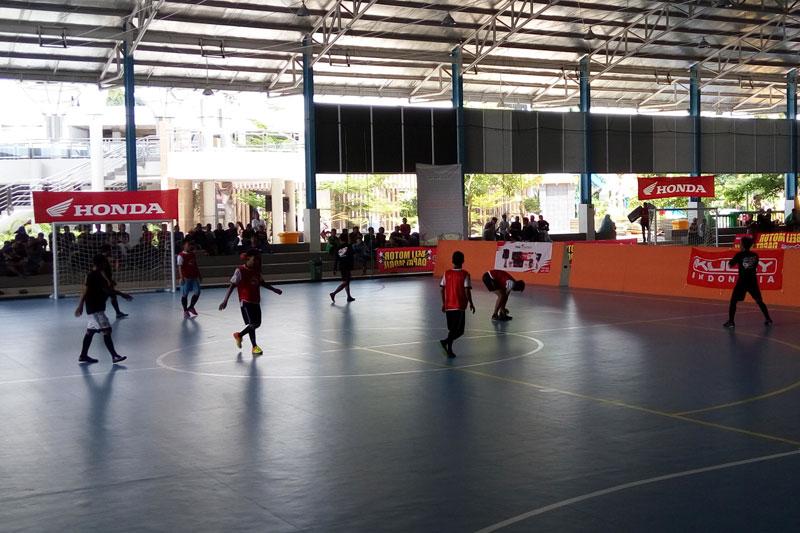 HSX 125 Community Bandar Lampung