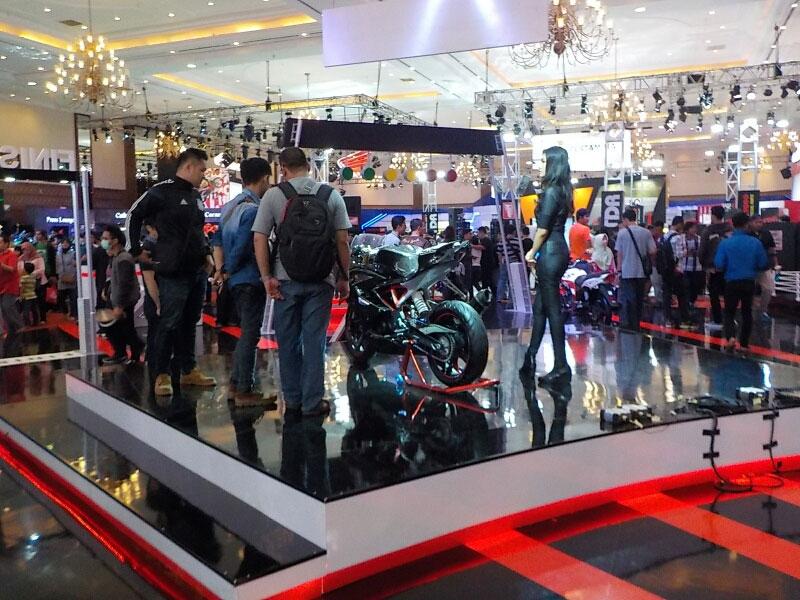 Total Penjualan Motor 2017