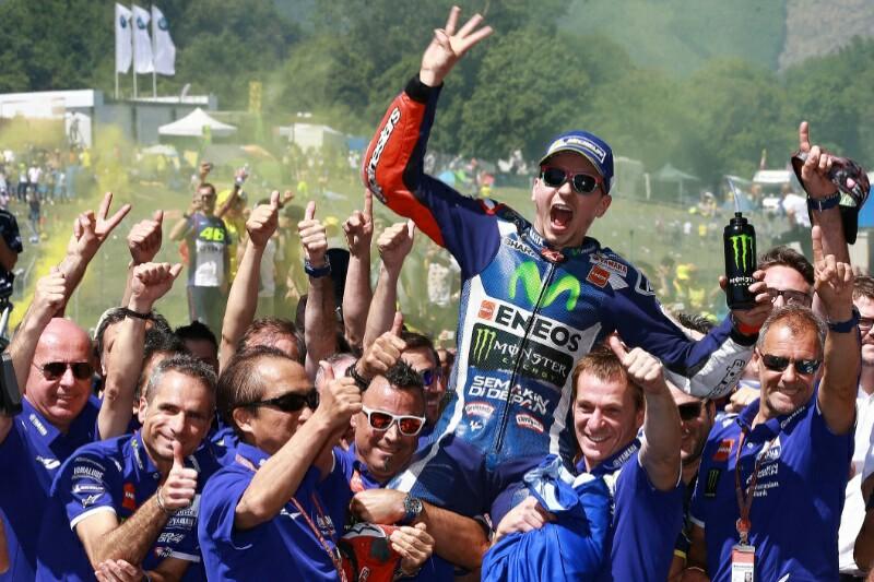 Kata-kata Perpisahan Mengharukan Lorenzo Untuk Yamaha