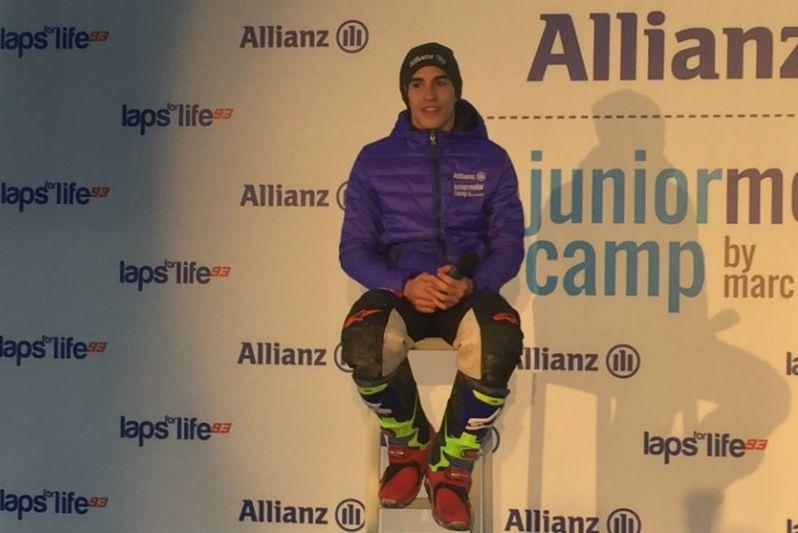 Marquez juga Berbagi Ilmu ke Pembalap Muda di Spanyol