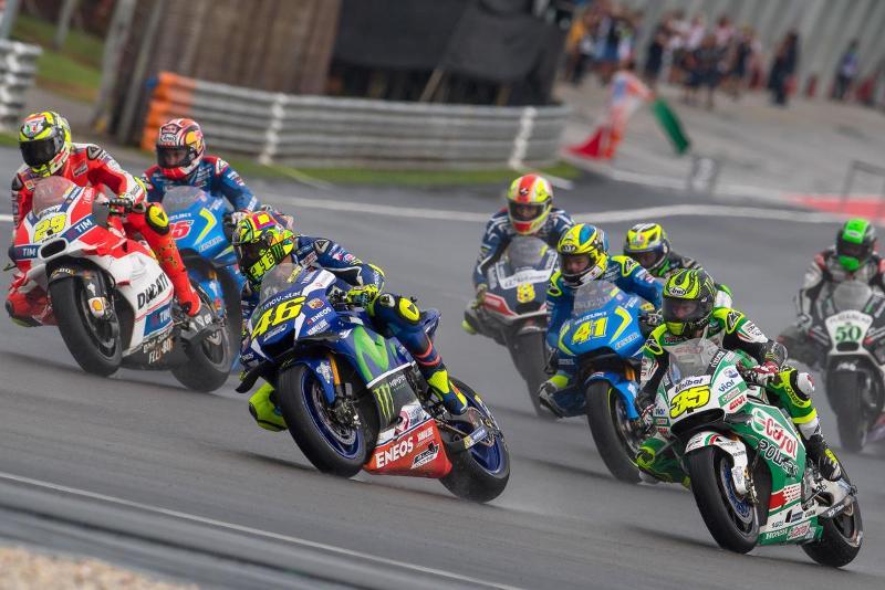 Daftar Sementara Nama Pembalap dan Tim MotoGP 2017
