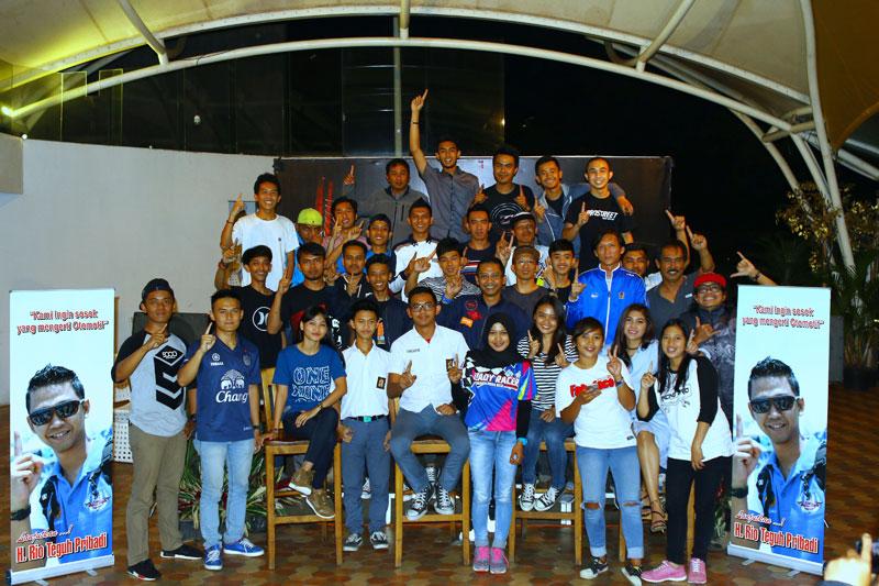Komunitas balap Jawa Barat