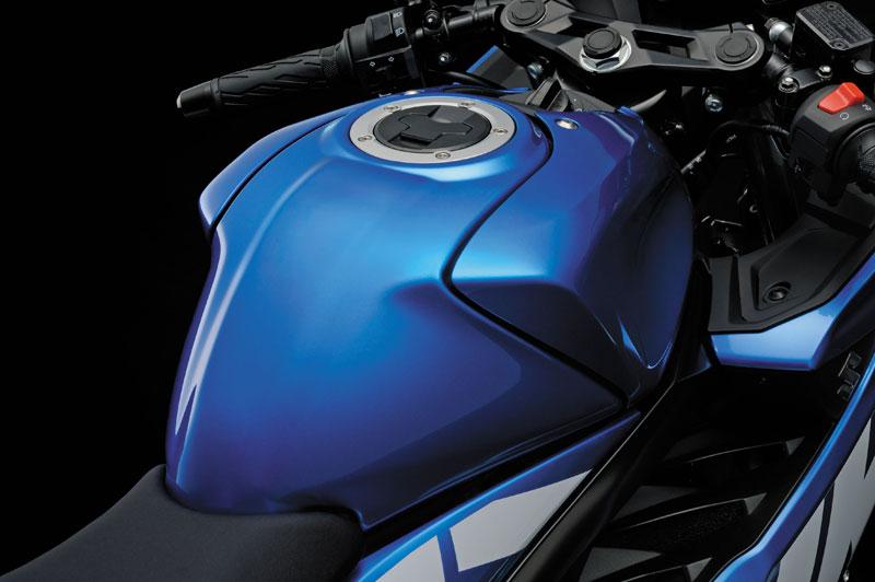 Mengenal remote keyless system Suzuki GSX-R150