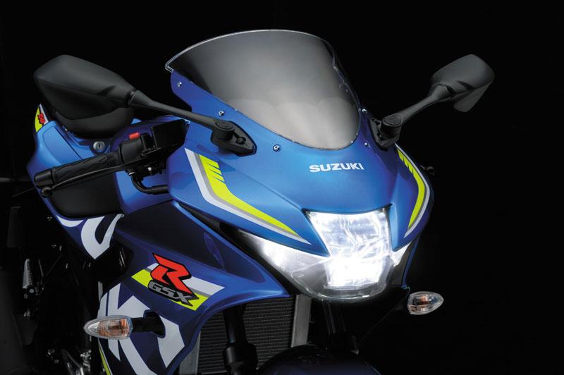 Suzuki GSX 150 akan Diluncurkan 18 Februari oleh Iannone dan Alex Rins