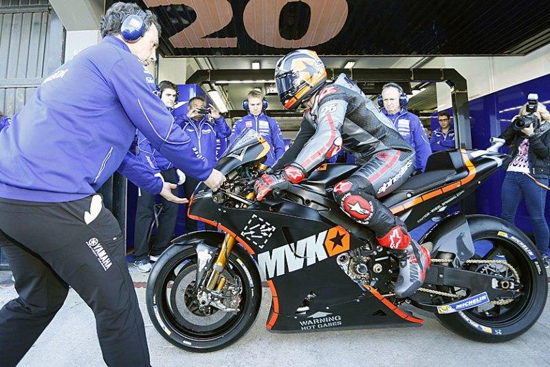 Hasil Tes MotoGP Jerez dan Sepang: Barbera Melejit, Vinales Girang