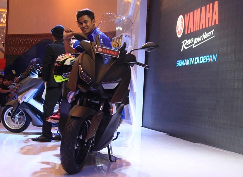 Harga Yamaha XMax 250 Bakal Dilepas Rp 55 Juta OTR Jakarta