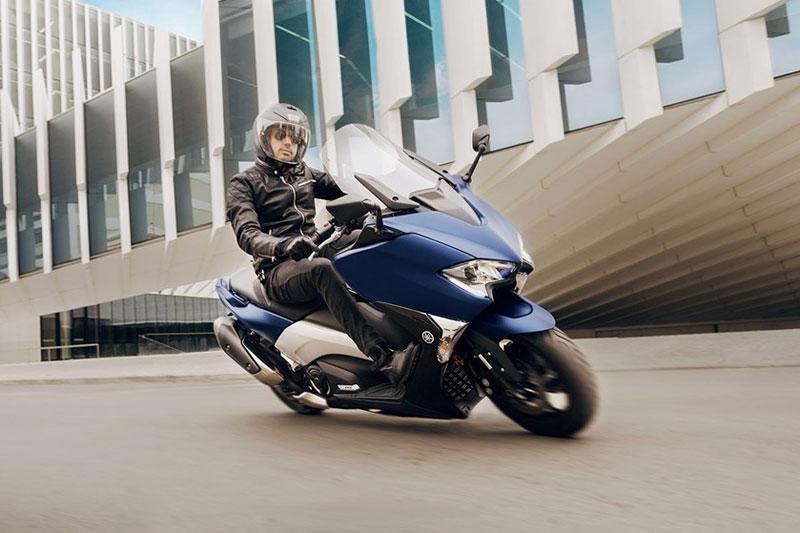 Yamaha Siapkan TMax untuk Meluncur Akhir Tahun