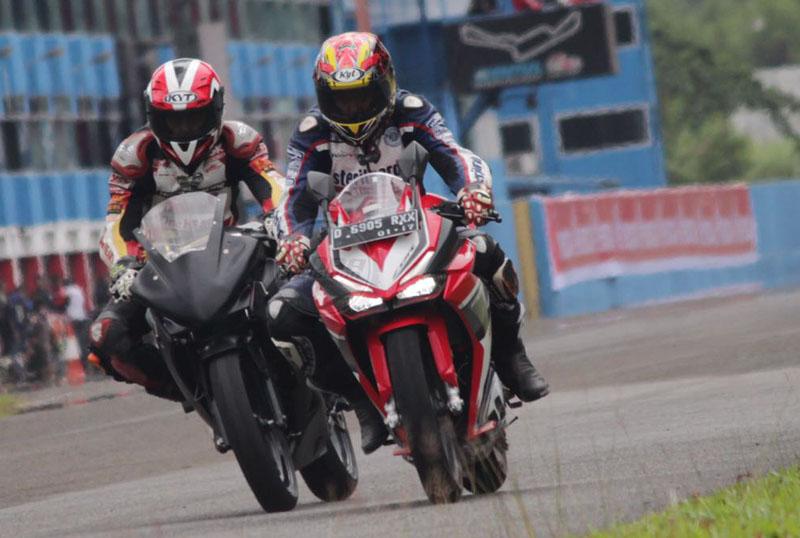 Ahmad Jayadi Kepincut All New Honda CBR250RR