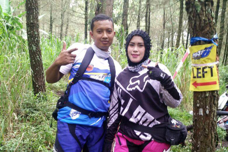 Kisah Romantis di Malang Adventure Trail 6