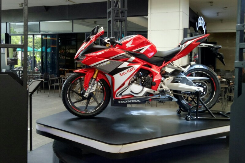 Awas, All New Honda CBR250RR Jangan Dicuci Steam