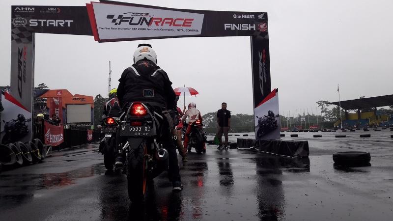 All New Honda CBR250RR Digeber Ribuan Anggota Komunitas