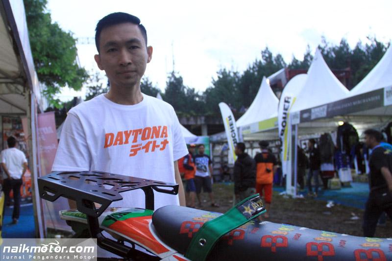 Daytona Bidik Pasar Adventure Trail