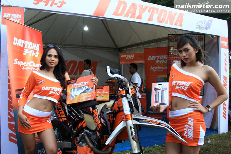 Daytona Bidik Pasar Adventure Trail