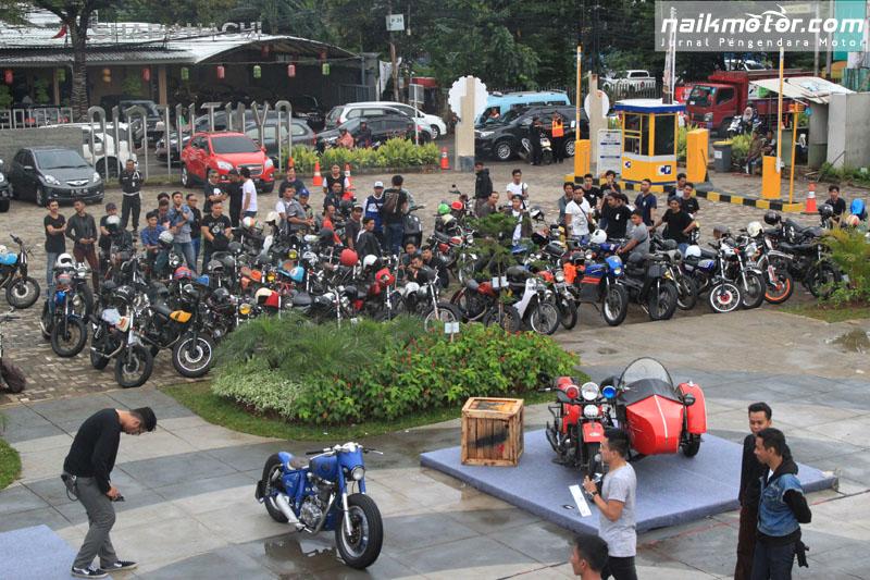 Gaung Persaudaraan Pecinta Otomotif di Djakarta Rumble 2016