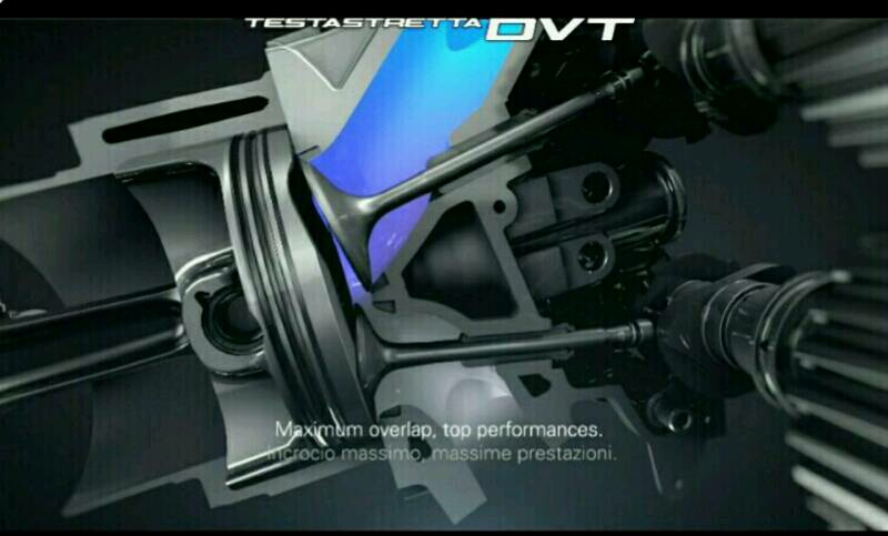 Mengenal Cara Kerja Desmodromic Variable Timing Ducati