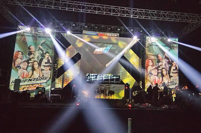 Kroser Asal Lampung Boyong Sherco Six Days di MAT6