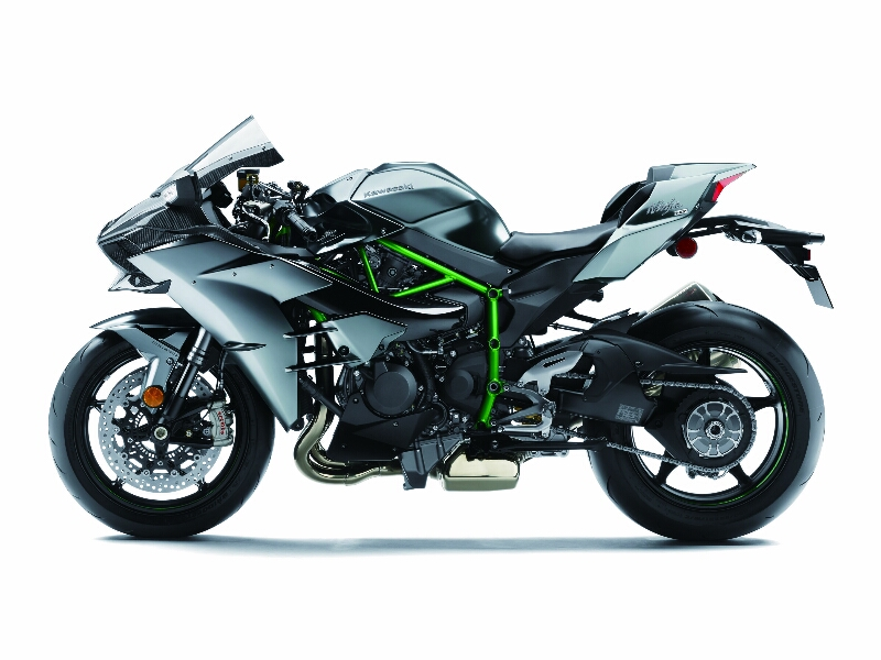 Kawasaki Ninja H2 Carbon Hanya Ada 5 Di Indonesia