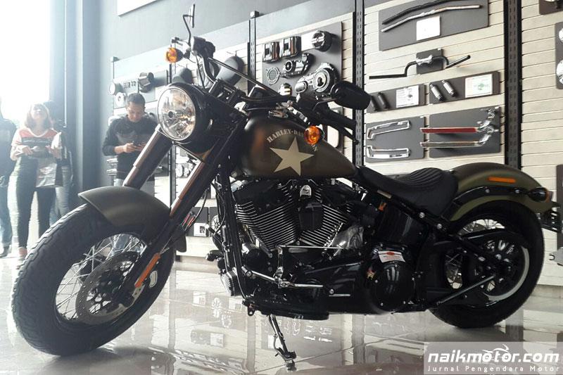 Nusantara Harley-Davidson Niagakan Softail Slim S 2017