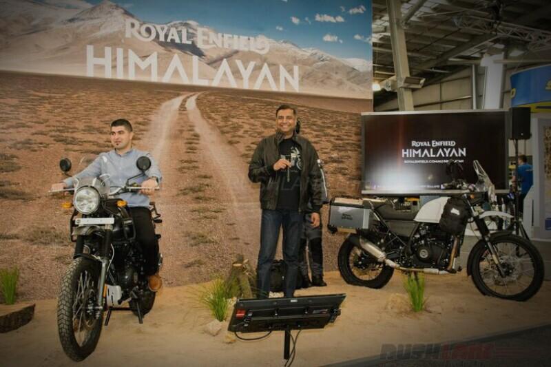 Royal Enfield Himalayan Dipasarkan Rp 76 Jutaan di Australia