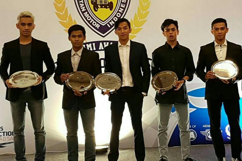 Deretan Pembalap Penerima Penghargaan IMI Award 2016
