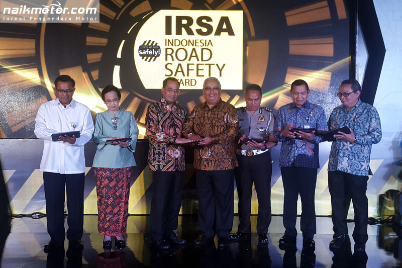 23 Finalis Indonesia Road Safety Award 2017