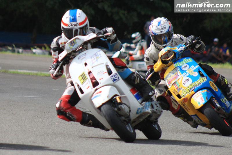 Indonesia Scooter Championship Bertransformasi Jadi Kejurnas di 2018