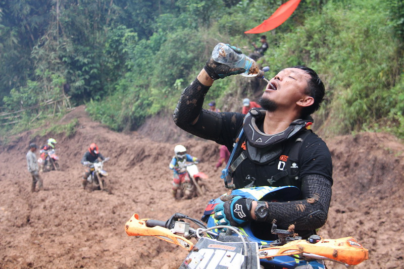 Indonesian Six Days Enduro 2017 Flores