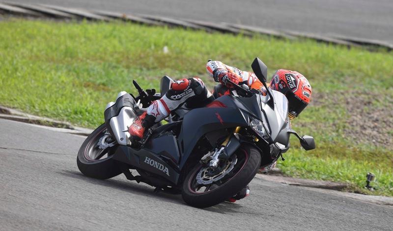 Honda CBR250RR Siap Diuji di Sirkuit Buriram
