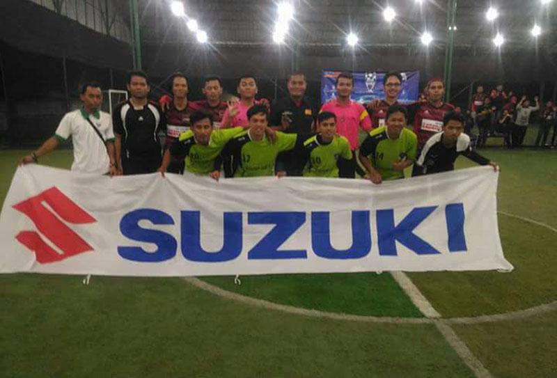 Turnamen Futsal SCI 2016